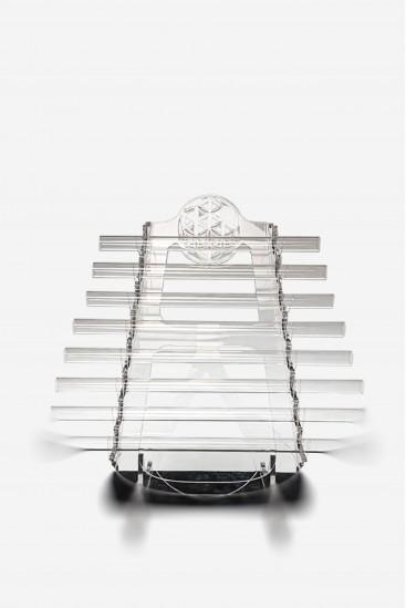 Harpe de cristal - Divine Magie