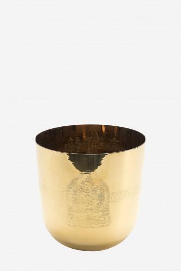 Buddhist Universe Tara - Crystal Singing Bowl