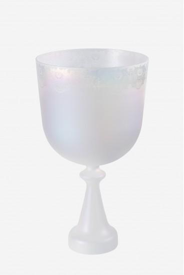 Crystalline Pearl - Chalice - Crystal Singing Bowl