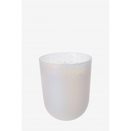 Perle Cristalline - Bol Chantant en Cristal