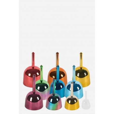 chakras set bols de cristal