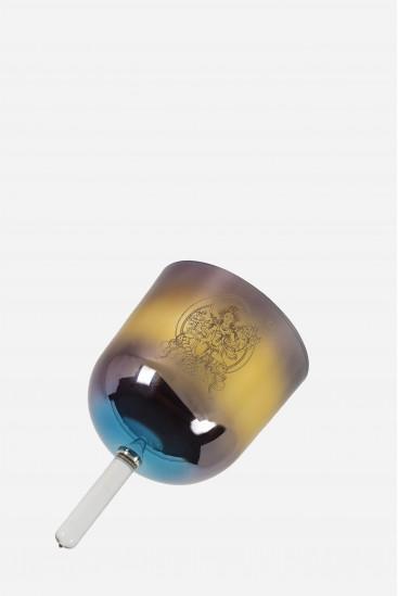 GUANYIN - Handle crystal singing bowl-