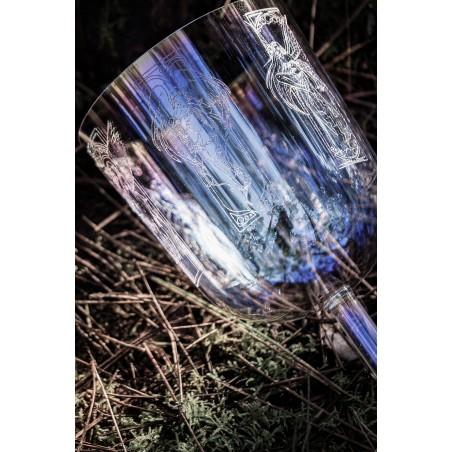 bol de cristal guerison