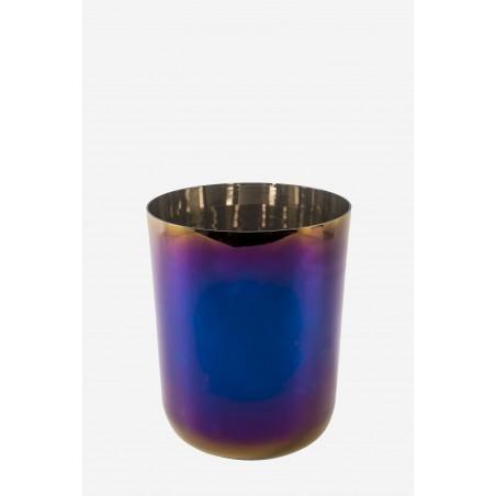 Purple Flame - Crystal Singing Bowl